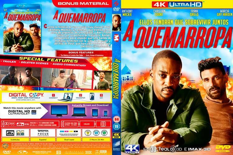 A Quemarropa (2019) HD 720p Latino