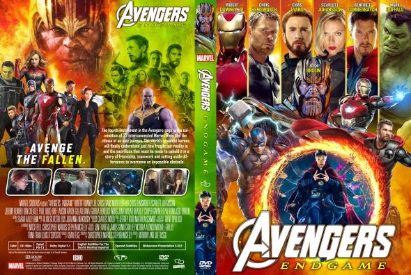 Avengers Endgame (2019) HD 720p Latino 5.1