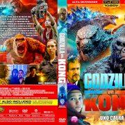 Godzilla vs Kong (2021) Latino