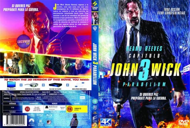 John Wick 3 Parabellum (2019) HD 720p Latino