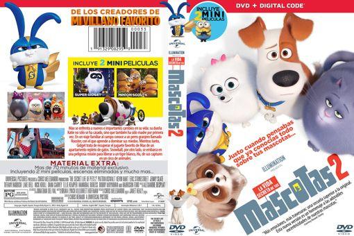 La Vida Secreta de tus Mascotas 2 (2019) HD 720p Latino